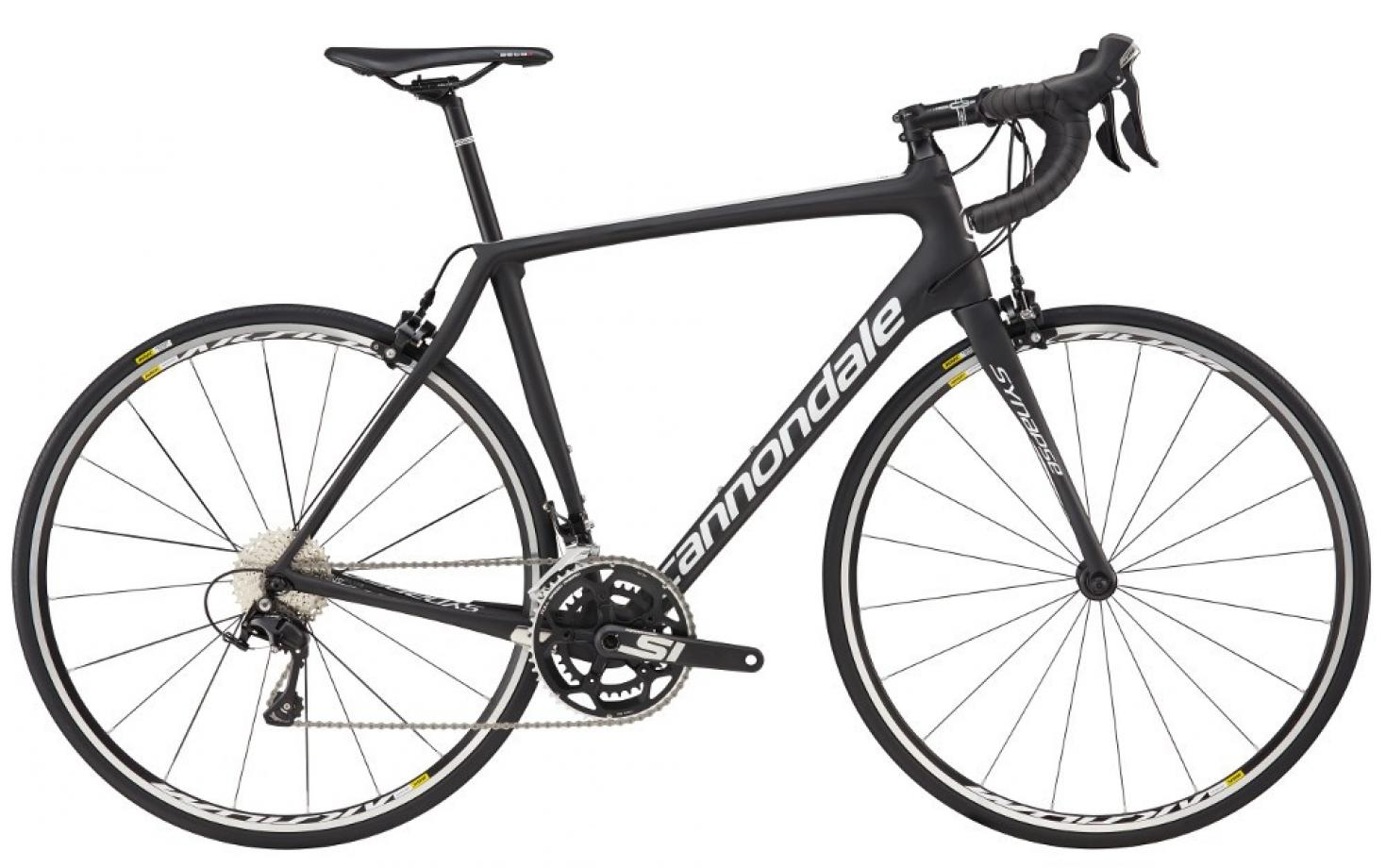 CANNONDALE Synapse Carbon1052017_nerobianco